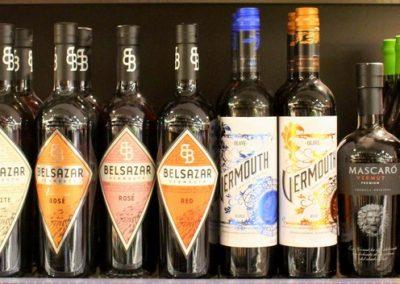 Vermouth Belsazar Chazalettes