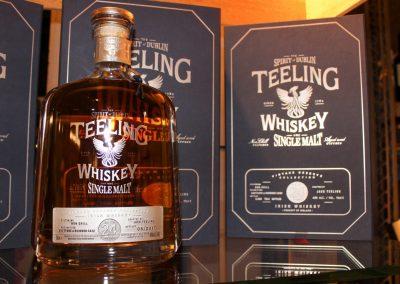 Teeling ierse whisky