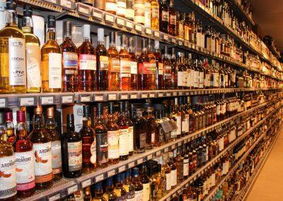 Whisky Aberlour Machrie Moor, An Cnoc, Auchentoshan, Arran