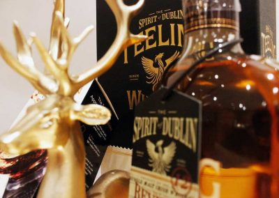Geschenkmand Teeling Whisky