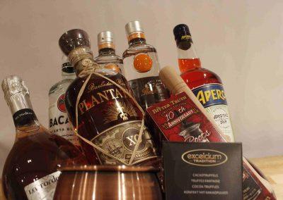 Relatiegeschenk Rum