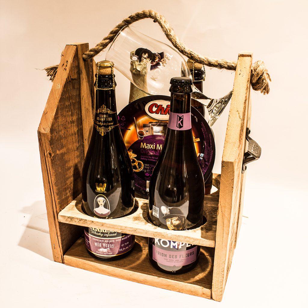 Bierkado Limburgse streekbieren ter waarde van 50 euro