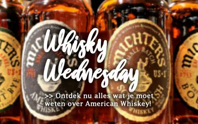 Whiskey Wednesday: Michter's American