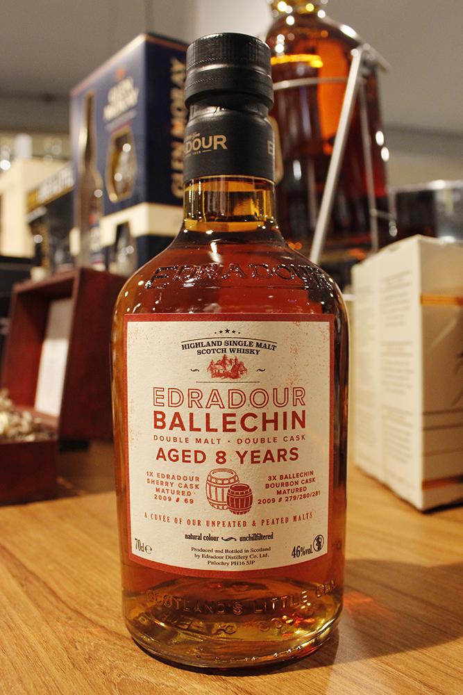 Ballechin-Edradour 8y