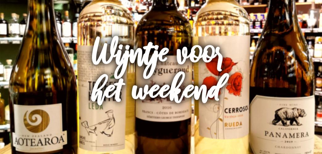 5 landen, 5 druiven, 5 betaalbare witte wijnen voor in het zonnetje!