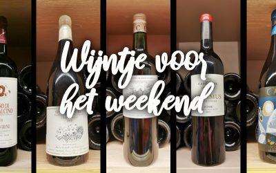 Met deze 5 rode wijnen verras je met vaderdag!